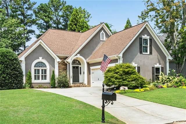 470 Shelli Lane, Roswell, GA 30075 (MLS #6918933) :: Scott Fine Homes at Keller Williams First Atlanta
