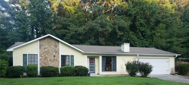 4620 Jamerson Forest Parkway, Marietta, GA 30066 (MLS #6919001) :: Path & Post Real Estate
