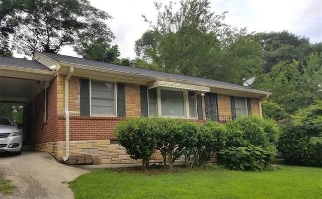 816 Gertrude Place NW, Atlanta, GA 30318 (MLS #6919015) :: North Atlanta Home Team
