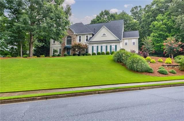 300 Crosshill Drive, Roswell, GA 30075 (MLS #6919098) :: North Atlanta Home Team