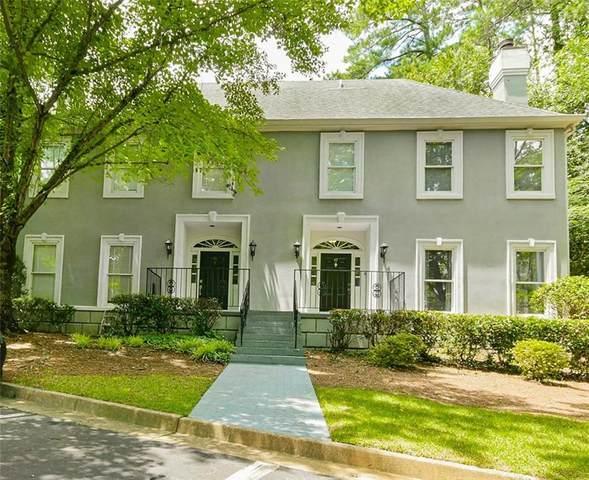 3071 Lenox Road NE #47, Atlanta, GA 30324 (MLS #6919211) :: North Atlanta Home Team