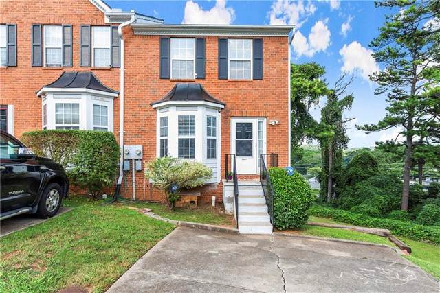 1666 Barrington Overlook, Marietta, GA 30066 (MLS #6919301) :: Path & Post Real Estate