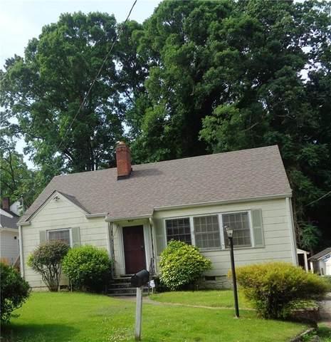 1226 Beecher Street SW, Atlanta, GA 30310 (MLS #6919379) :: Maximum One Partners