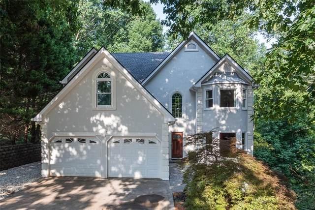 601 Ashley Forest Drive NW, Acworth, GA 30102 (MLS #6919517) :: North Atlanta Home Team