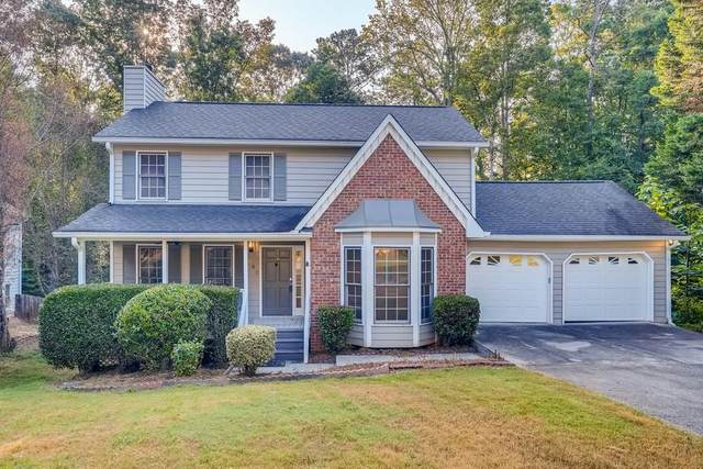 300 Clubhouse Court NW, Kennesaw, GA 30144 (MLS #6919527) :: Path & Post Real Estate