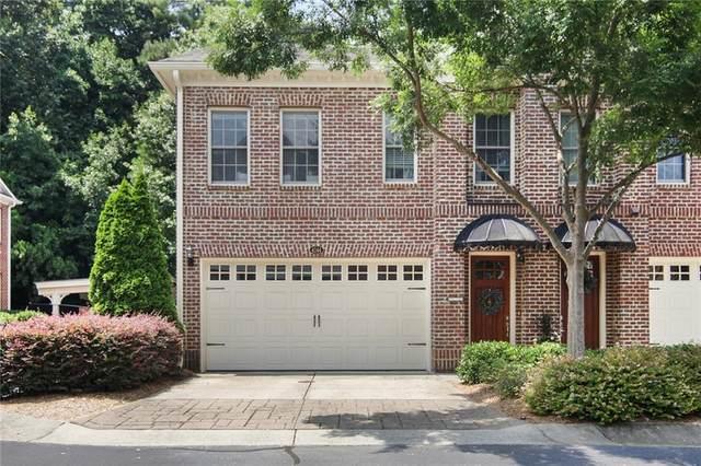 4144 Fischer Way #12, Atlanta, GA 30341 (MLS #6919616) :: North Atlanta Home Team