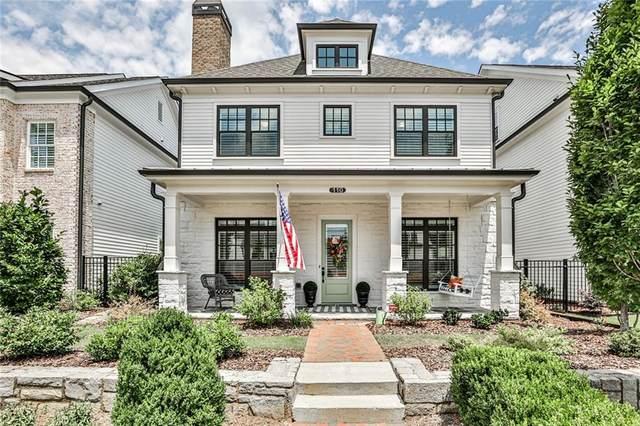 110 Academy Street, Alpharetta, GA 30009 (MLS #6919696) :: North Atlanta Home Team