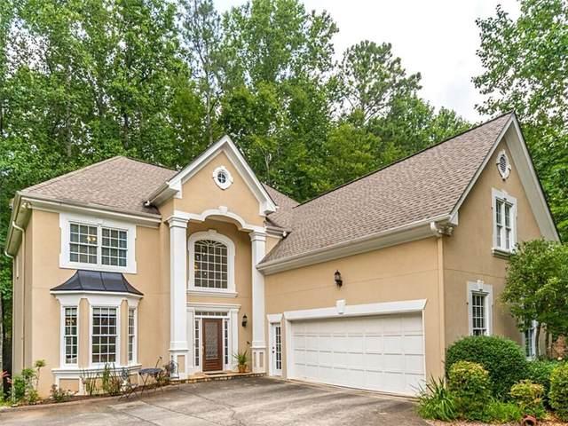 565 Pennroyal Lane, Alpharetta, GA 30004 (MLS #6919770) :: North Atlanta Home Team
