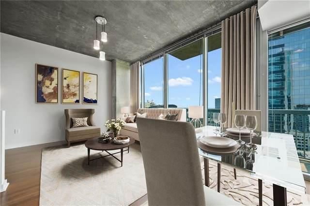 3324 Peachtree Road NE #1515, Atlanta, GA 30326 (MLS #6919908) :: Atlanta Communities Real Estate Brokerage