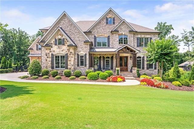 16730 Quayside Drive, Milton, GA 30004 (MLS #6920186) :: North Atlanta Home Team