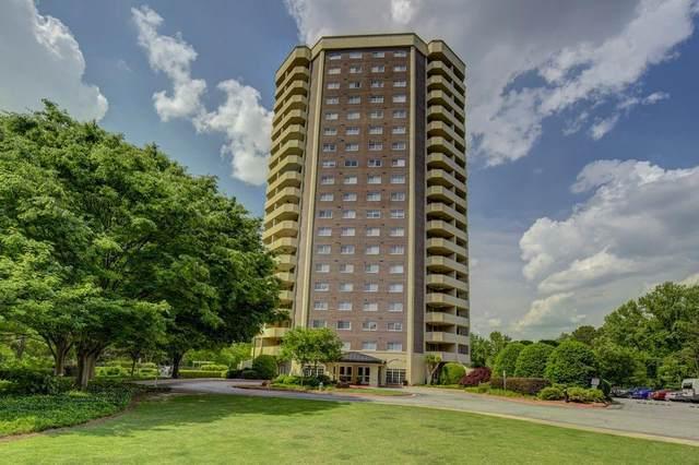 1501 Clairmont Road #928, Decatur, GA 30033 (MLS #6920271) :: The Kroupa Team | Berkshire Hathaway HomeServices Georgia Properties