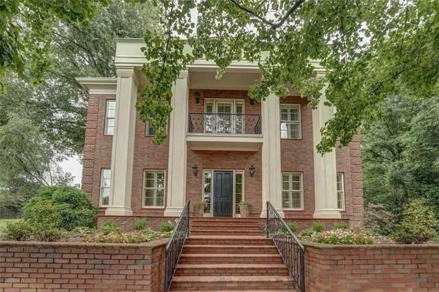 2140 East Street NE, Covington, GA 30014 (MLS #6920375) :: North Atlanta Home Team
