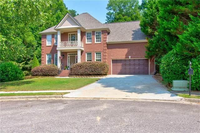 5945 Hillside Manor Court, Sugar Hill, GA 30518 (MLS #6920472) :: RE/MAX Prestige