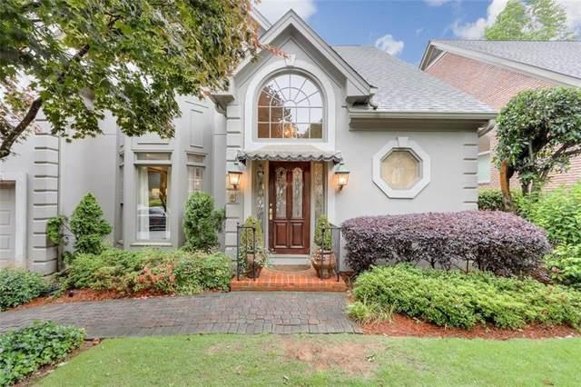 125 Grosvenor Place, Atlanta, GA 30328 (MLS #6920478) :: Path & Post Real Estate