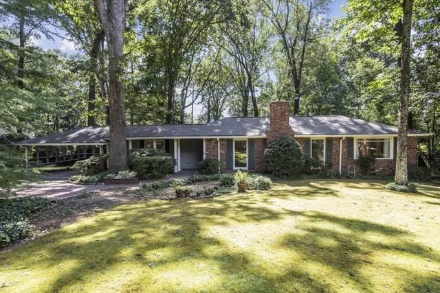 1280 Moores Mill Road NW, Atlanta, GA 30327 (MLS #6920719) :: North Atlanta Home Team