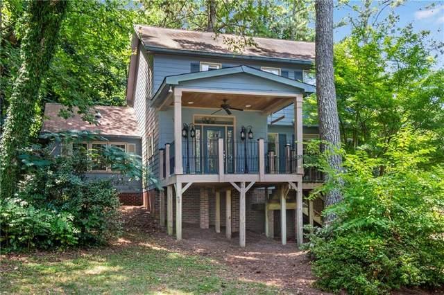 201 Bowline Court, Woodstock, GA 30188 (MLS #6920732) :: North Atlanta Home Team