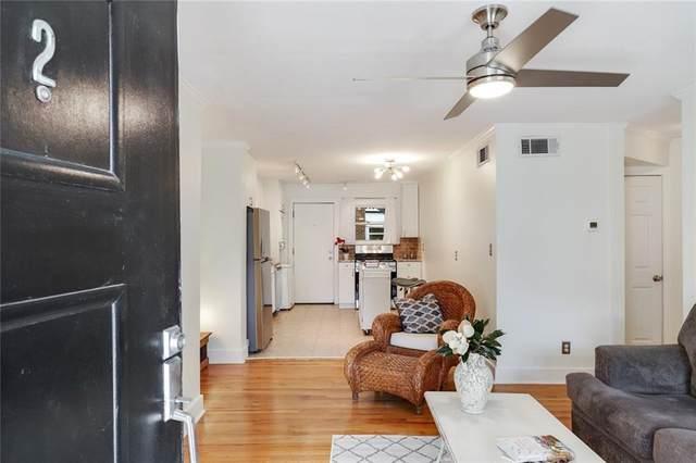 866 Briarcliff Road NE C2, Atlanta, GA 30306 (MLS #6920777) :: Dawn & Amy Real Estate Team
