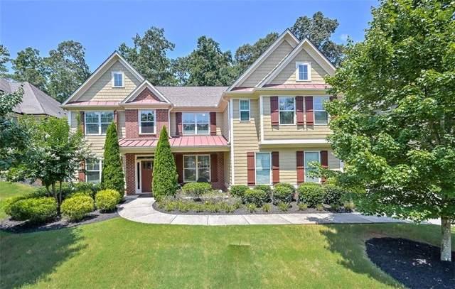 5502 Cathers Creek Drive, Powder Springs, GA 30127 (MLS #6920798) :: Tonda Booker Real Estate Sales