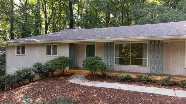 405 Barkshire Lane, Roswell, GA 30076 (MLS #6920886) :: The Kroupa Team | Berkshire Hathaway HomeServices Georgia Properties