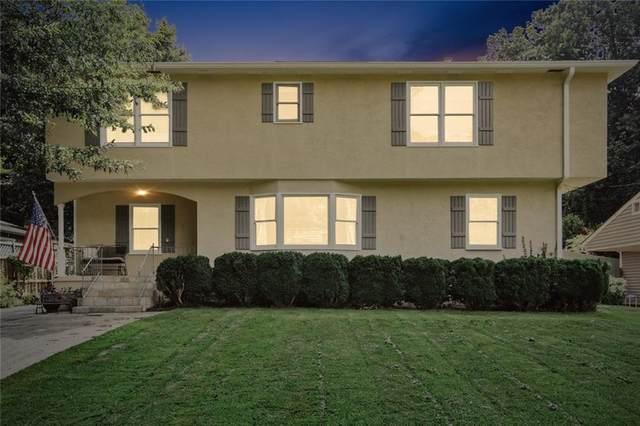 1631 Beacon Hill Boulevard NE, Atlanta, GA 30329 (MLS #6920911) :: North Atlanta Home Team