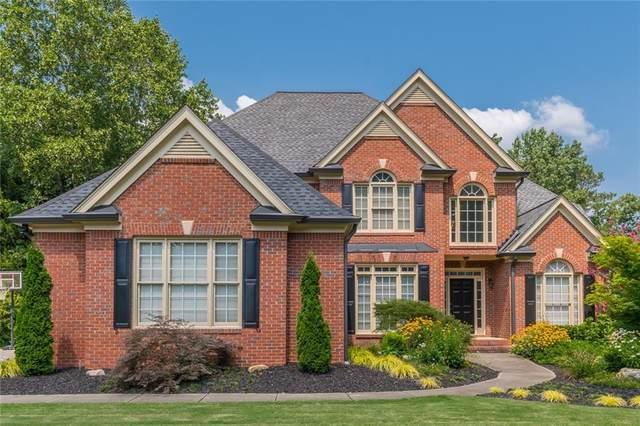 2068 Town Manor Court, Dacula, GA 30019 (MLS #6920930) :: Charlie Ballard Real Estate