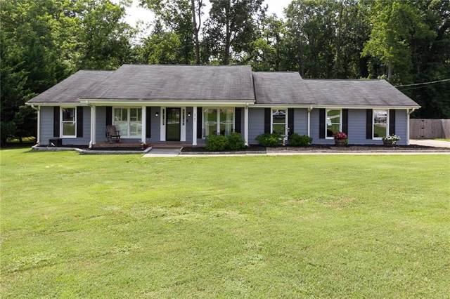3701 Sandhill Drive SE, Conyers, GA 30094 (MLS #6921259) :: Charlie Ballard Real Estate