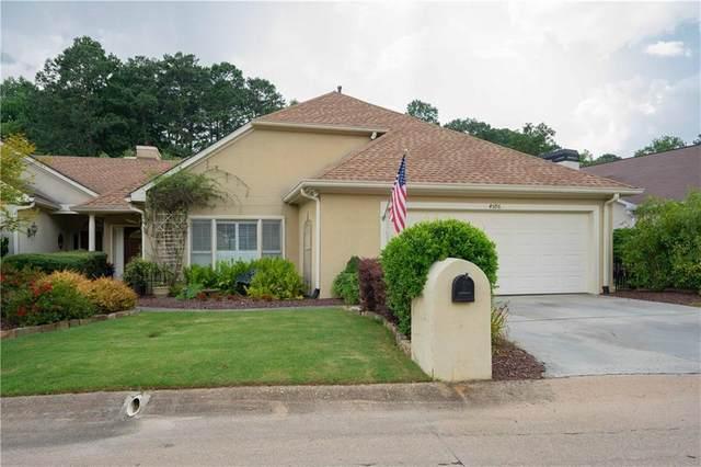 4596 Lake Village Drive, Dunwoody, GA 30338 (MLS #6921262) :: North Atlanta Home Team
