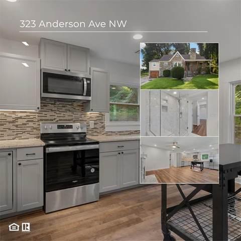 323 Anderson Avenue NW, Atlanta, GA 30314 (MLS #6921289) :: The Hinsons - Mike Hinson & Harriet Hinson