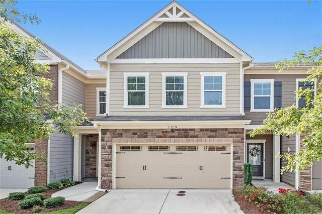109 Davina Drive, Smyrna, GA 30082 (MLS #6921371) :: North Atlanta Home Team
