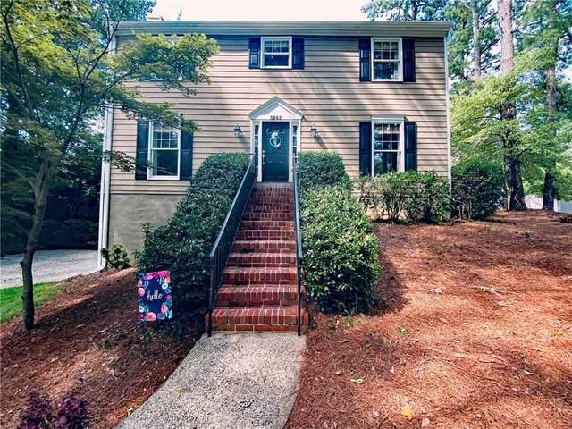 3263 Mitsy Forest Way NE, Marietta, GA 30068 (MLS #6921387) :: Path & Post Real Estate