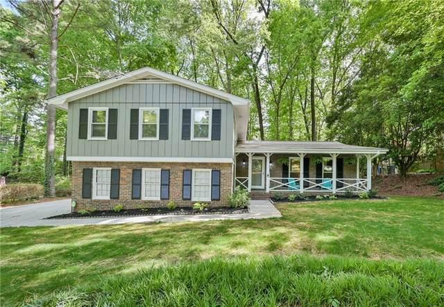 4628 Mountain Creek Drive NE, Roswell, GA 30075 (MLS #6921438) :: North Atlanta Home Team
