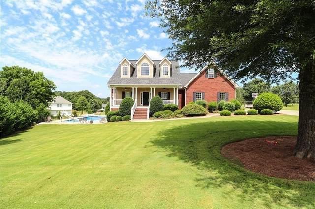 147 Oak Hill SE, Calhoun, GA 30701 (MLS #6921459) :: No Place Like Home Georgialina