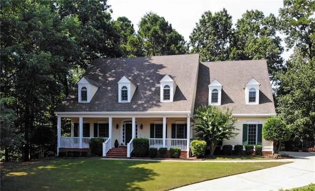 5460 Heathridge Terrace, Johns Creek, GA 30097 (MLS #6921483) :: North Atlanta Home Team