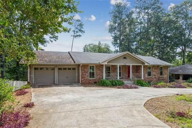 2752 Ponderosa Circle, Decatur, GA 30033 (MLS #6921499) :: North Atlanta Home Team