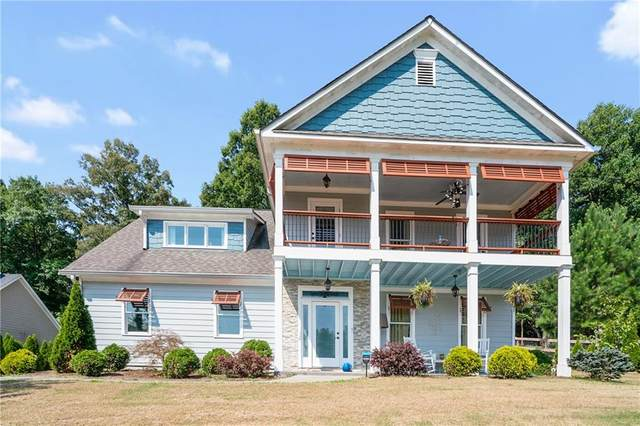 105 William Court, Ball Ground, GA 30107 (MLS #6921527) :: Morgan Reed Realty