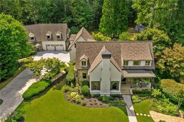 5259 Hadaway Road NW, Kennesaw, GA 30152 (MLS #6921565) :: North Atlanta Home Team