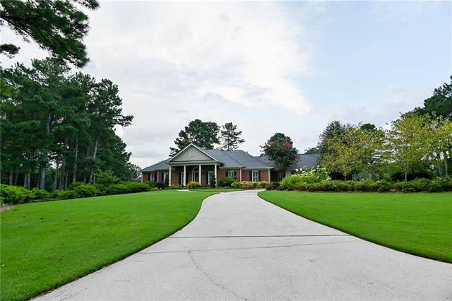 3221 Garmon Drive, Loganville, GA 30052 (MLS #6921610) :: North Atlanta Home Team