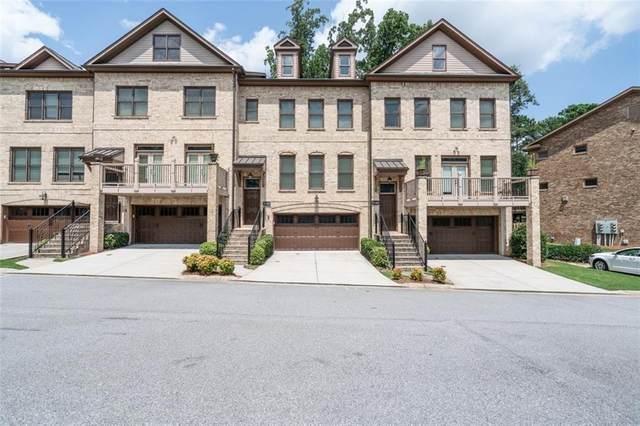 3142 Chestnut Woods Drive, Atlanta, GA 30340 (MLS #6921705) :: Kennesaw Life Real Estate