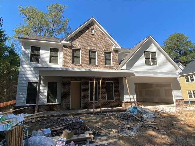 2588 Caldwell Road, Atlanta, GA 30319 (MLS #6921707) :: Dawn & Amy Real Estate Team