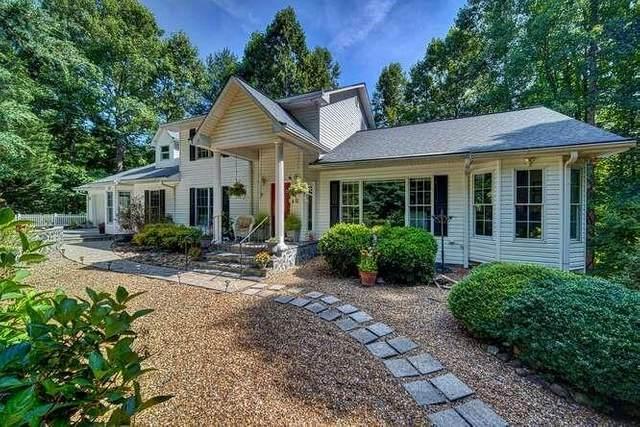 114 Bryant Cove Road, Blairsville, GA 30512 (MLS #6921749) :: RE/MAX Paramount Properties