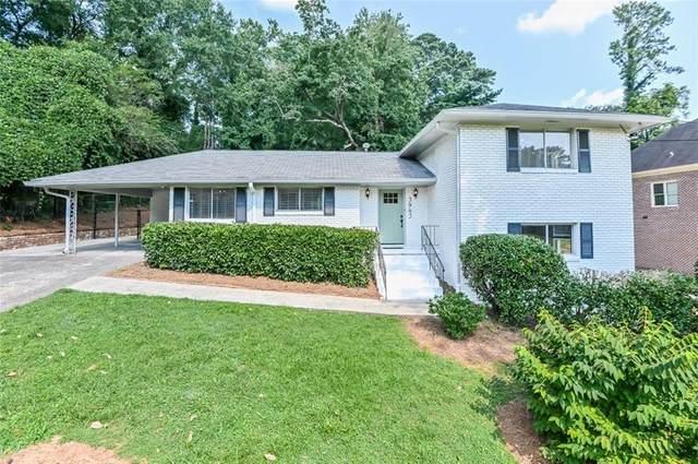 3943 Pineview Drive SE, Smyrna, GA 30080 (MLS #6921785) :: The Hinsons - Mike Hinson & Harriet Hinson