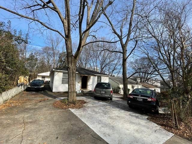 465 Ethel Street NW, Atlanta, GA 30318 (MLS #6922028) :: Tonda Booker Real Estate Sales