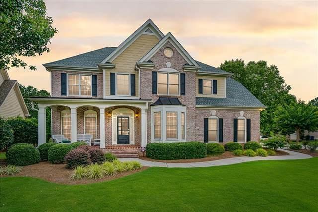 160 Riverwood Glen, Dallas, GA 30157 (MLS #6922329) :: Charlie Ballard Real Estate