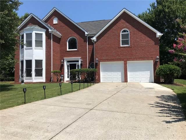 2430 Cape Sable Drive NE, Marietta, GA 30066 (MLS #6922466) :: Path & Post Real Estate