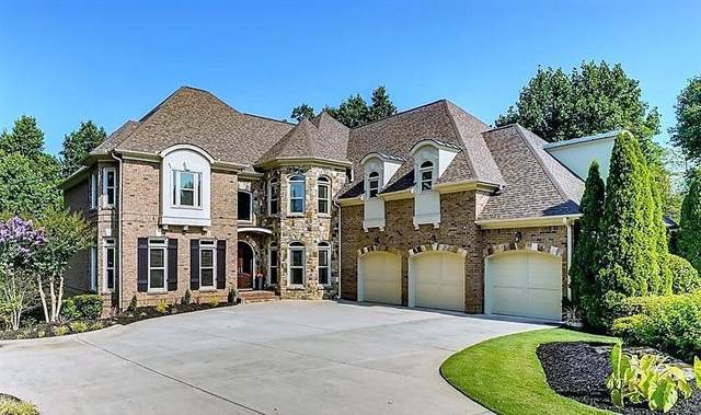 1685 Eversedge Drive, Alpharetta, GA 30009 (MLS #6922492) :: North Atlanta Home Team