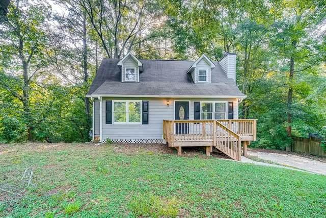 4380 Hickory Point Drive, Canton, GA 30115 (MLS #6922629) :: North Atlanta Home Team