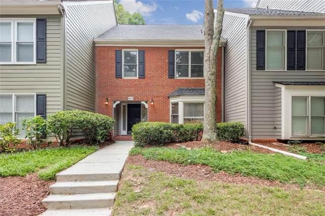 405 Bainbridge Drive, Atlanta, GA 30327 (MLS #6922669) :: North Atlanta Home Team