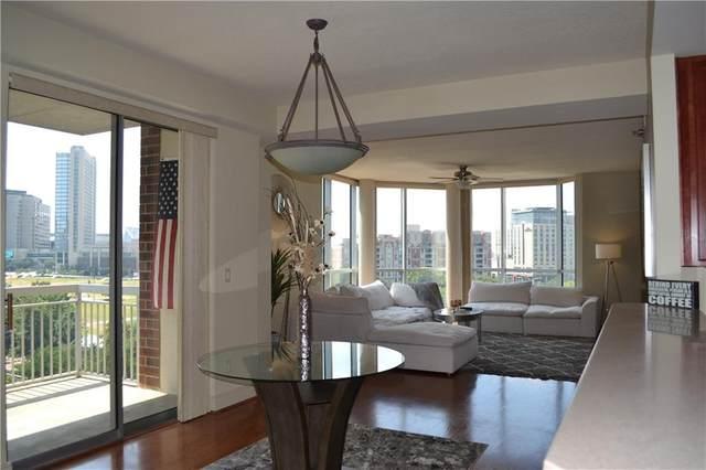 285 Centennial Olympic Park Drive NW #901, Atlanta, GA 30313 (MLS #6922735) :: Virtual Properties Realty