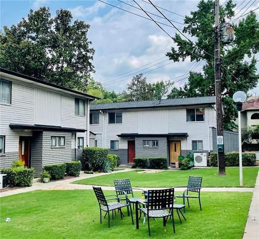 3501 Roswell Road NE #403, Atlanta, GA 30305 (MLS #6923001) :: Dawn & Amy Real Estate Team