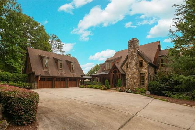 28 Rocker Drive, Dahlonega, GA 30533 (MLS #6923013) :: North Atlanta Home Team